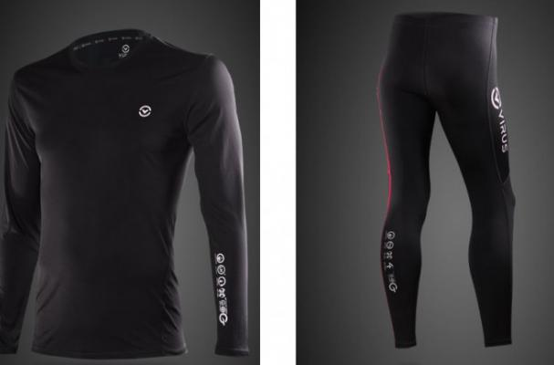 Virus StayWarm Performance Clothing