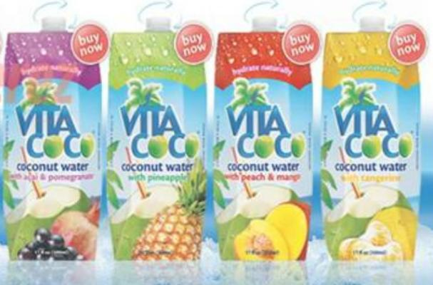 Vita Coco Coconut Water is Facing a $5 Million Lawsuit