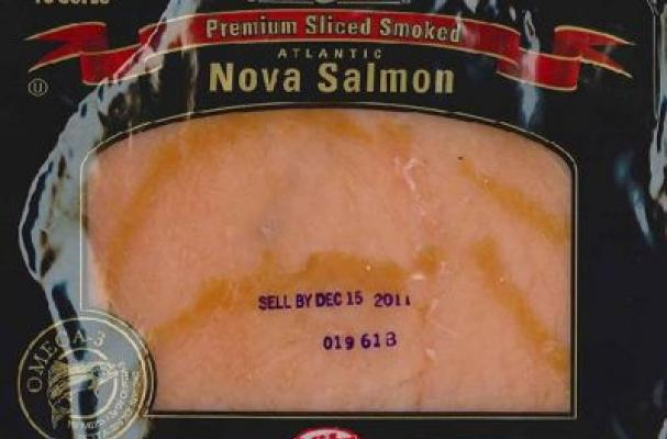 Vita Classic Premium Sliced Smoked Atlantic Nova Salmon