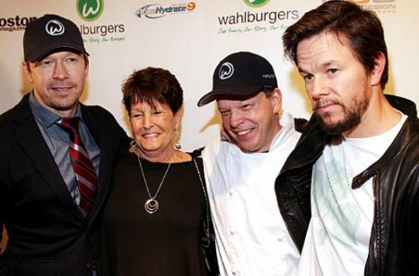 Wahlburgers is Officially Open