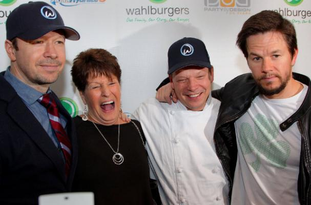 Filming for Wahlburgers Reality Show Begins