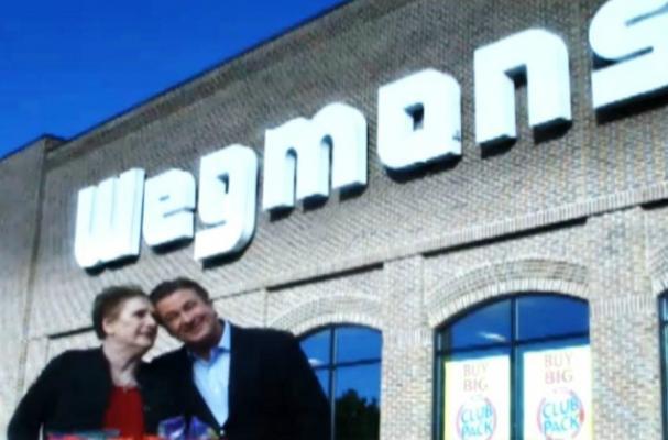 Wegmans Pulls Alec Baldwin Commercial
