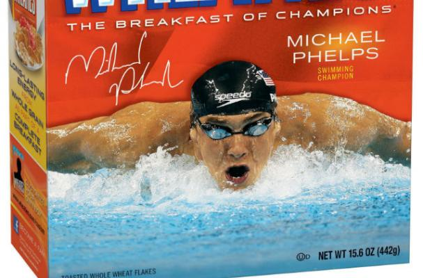 Michael Phelps Featured on Limited-Edition Wheaties Box
