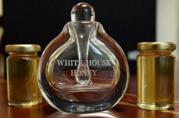White House Produces Record Honey Crop