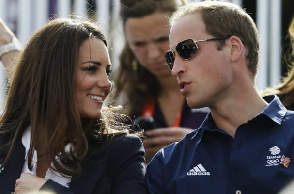 Wills and Kate are Foodies