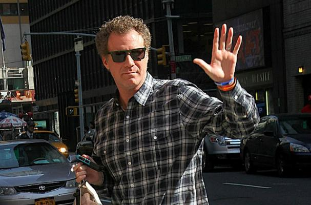 Is Will Ferrell Playing Jamie Oliver in New Movie?