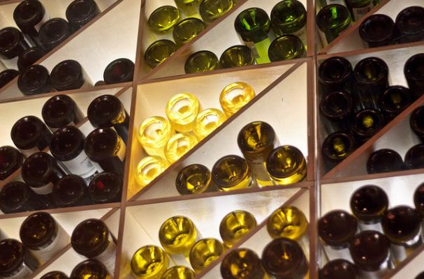 ingredients in wine