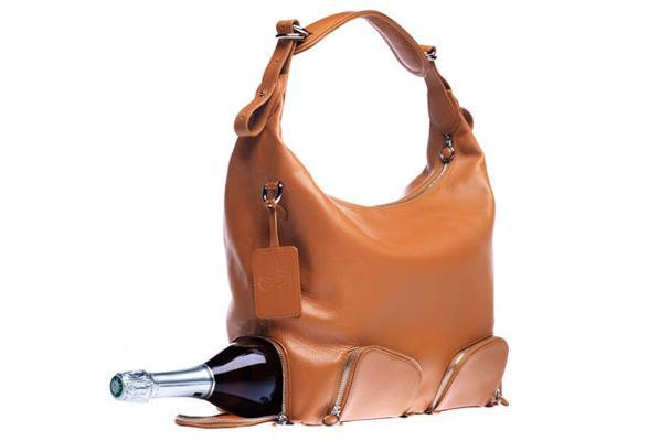 wine handbag