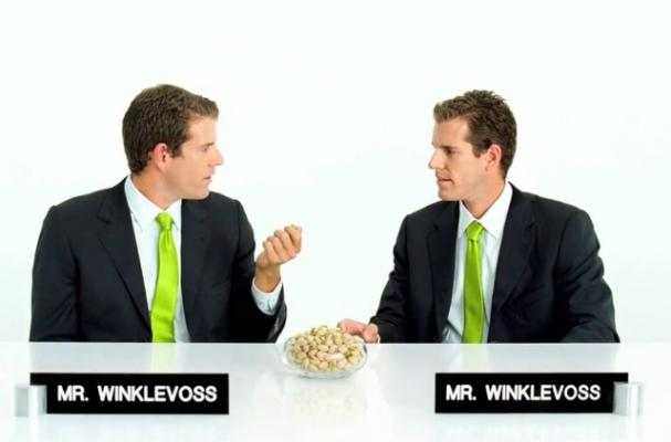 The Winklevoss Twins Star in Pistachio Commercial