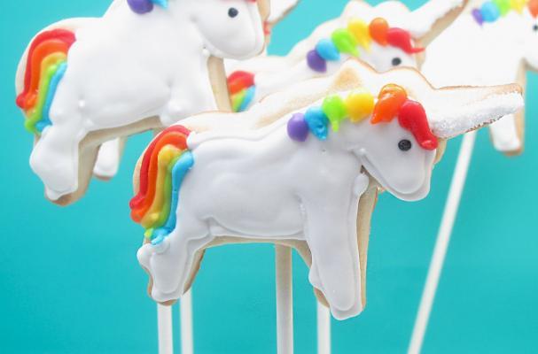 Foodista These Unicorn Cookies Turn Fantasy Into Reality