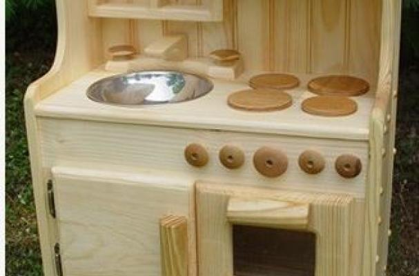 Children Kitchen Cabinet
