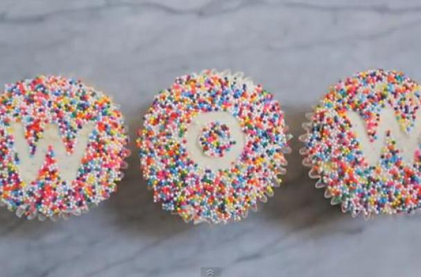 3 Ways to Decorate Storebought Cupcakes
