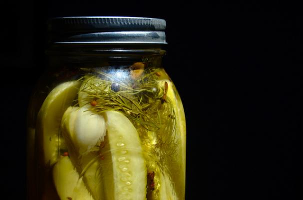 Foodista | Quick & Easy Summer Treat: Homemade Pickles