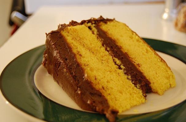 Vegan Yellow Cake Recipe From Scratch