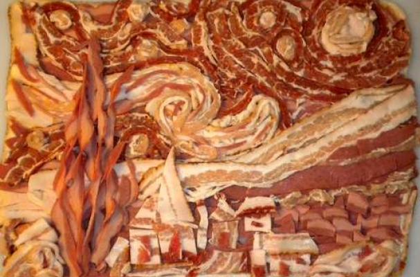 Bacon Art Pieces