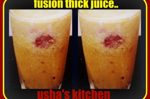 Image of A Tasty Smoothie, Foodista