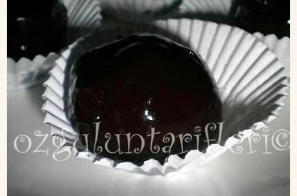 Image of Çikolata Kaplı Kestane Sekeri, Foodista