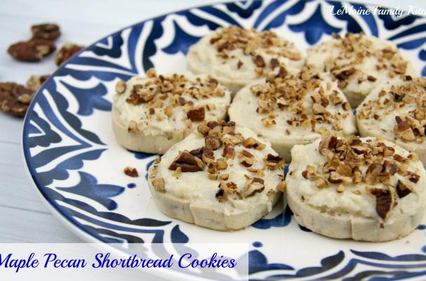 ... Recipes, Cooking Tips, and Food News | Maple Pecan Shortbread Cookies