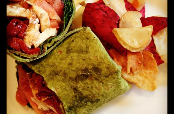 ... Cooking Tips, and Food News | Quick & Delicious :: Caprese Salad Wrap