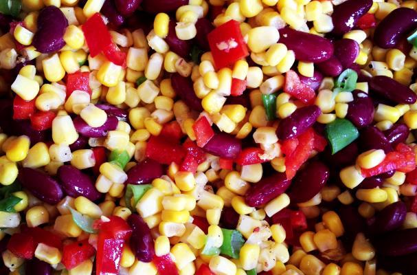 Foodista | Recipes, Cooking Tips, and Food News | Summer Corn Salad