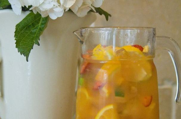 Image of Autumn Sangria, Foodista