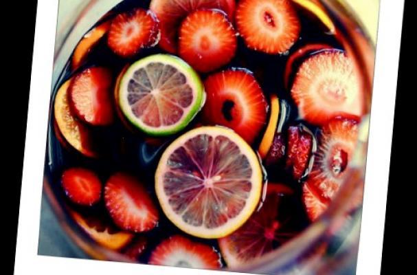 Vegan Rum Fruit Cake