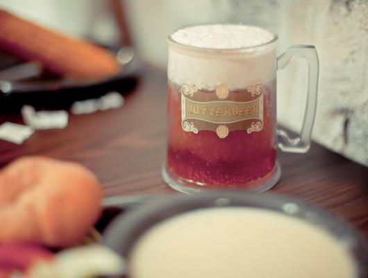 Harry Potter Food Recipes Butter Beer
