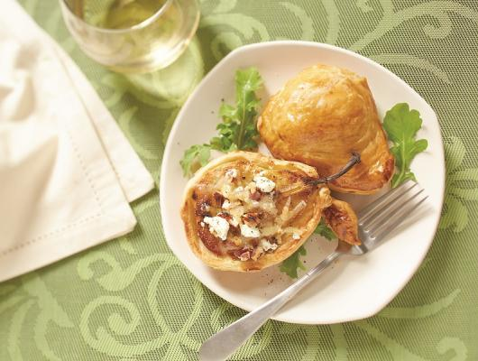 Foodista Recipes Cooking Tips And Food News Perfect Pair Pear Puffs