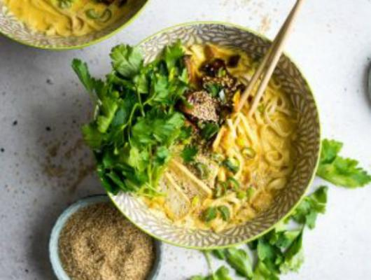 Fresh Ramen Noodles Recipe With Kansui Cake Flour