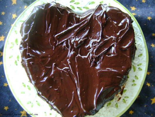 Ghirardelli Chocolate Cake Frosting