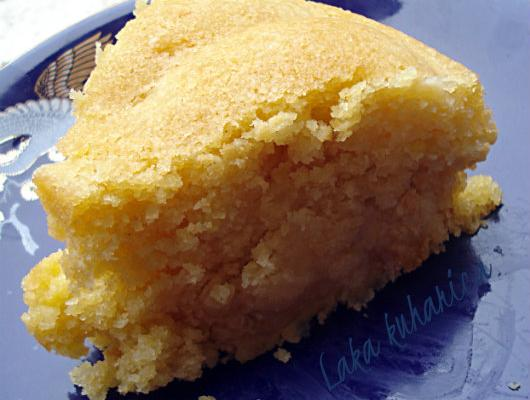 Coconut Rum Bundt Cake