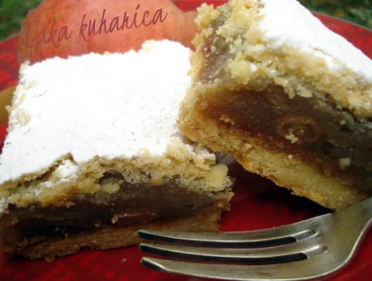 Croatian Cream Cake