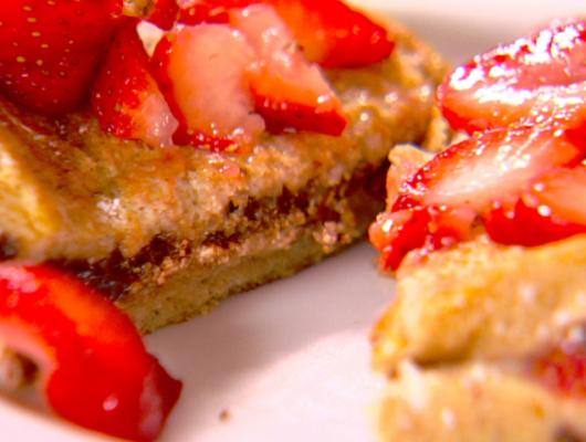 French Toast Squares Food Network