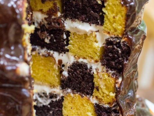 Gluten Free Marble Cake Mix