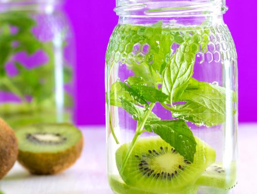 Drinking Mint Water Benefits For Skin