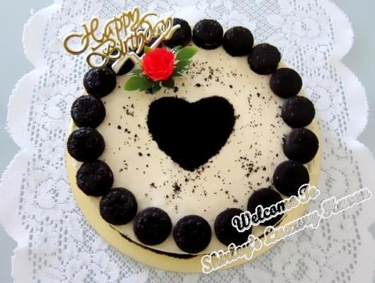 Oreo Cake Decoration