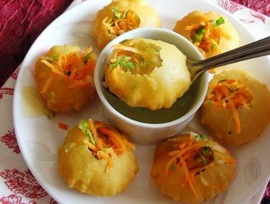 Foodista Recipes Cooking Tips And Food News Pani Puri