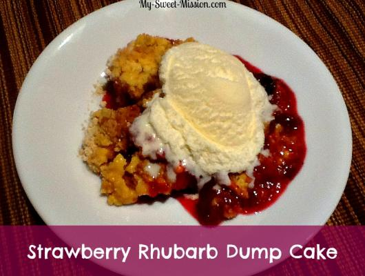 Thanksgiving Dump Cake Recipe