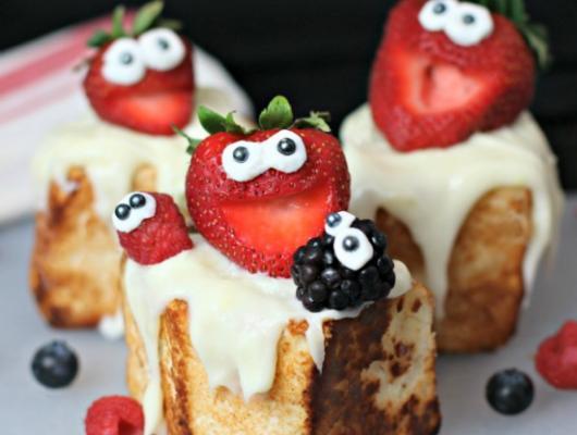 Diabetic Angel Food Cake Recipie