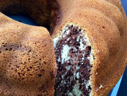 Bundt Cake Nutrition