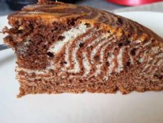 Lorraine Pascale Zebra Cake Recipe