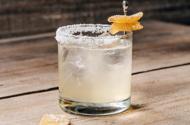 Margarita Mule recipe