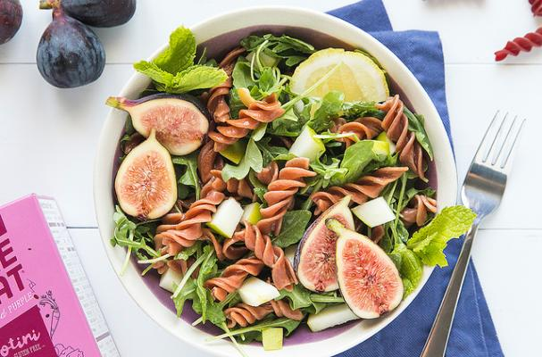 Fig and allergen free pasta