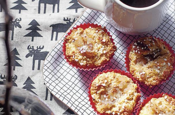 Fyllda Hastbullar—Gluten-free Swedish Cardamom Filled quick buns