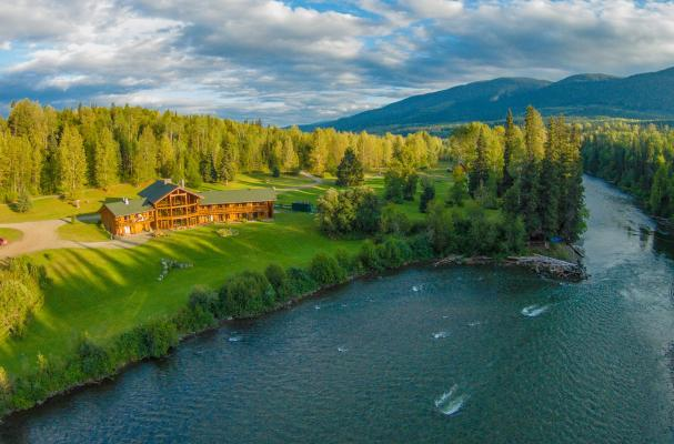 Bear Claw Lodge Northern British Columbia