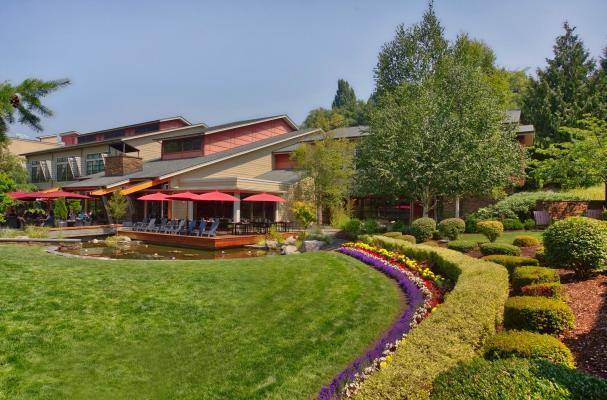 Cedarbrook Lodge, Washington