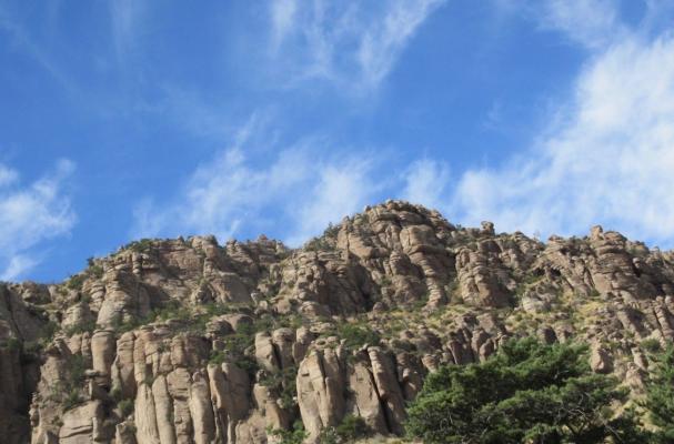 Chiricahua National Monument Arizona
