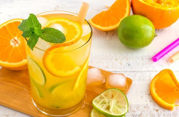 Cuban Orange Mojito