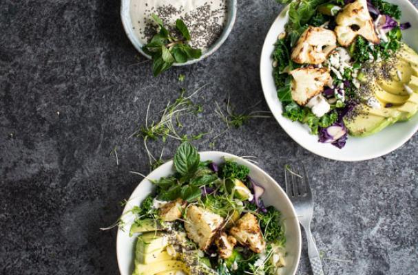 Cauliflower Detox Bowls