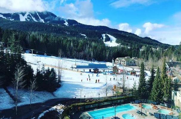 Whistler Blackcomb Ski Resort